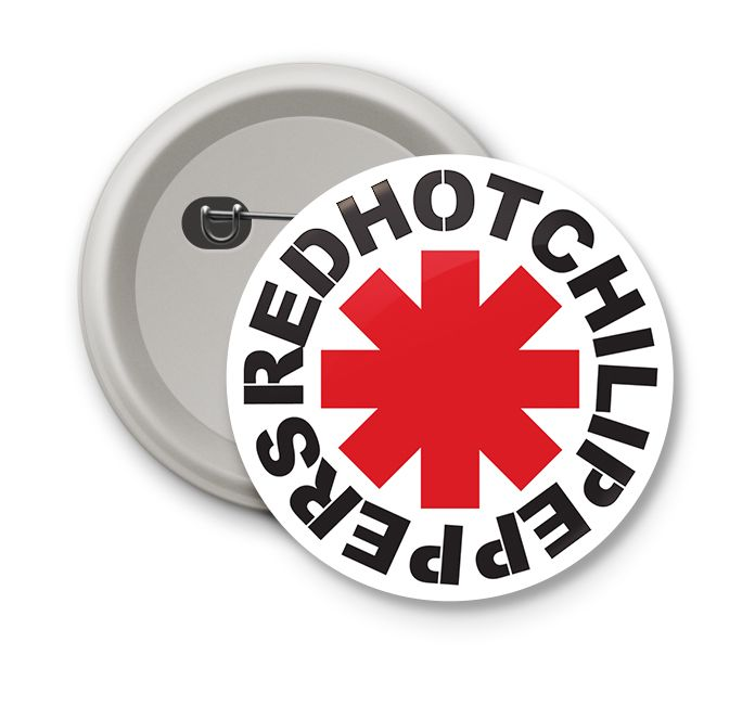 Chapa Red Hot Chili Peppers